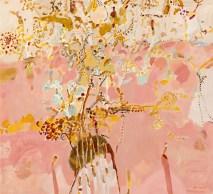 John Olsen born Australia 1928, lived in Europe 1956–60, 1965–67 Pied beauty 1969 oil on composition board 121.8 x 134.0 cm Art Gallery of South Australia, Adelaide South Australian Government Grant 1969 © John Olsen, administered by Viscopy, Sydney