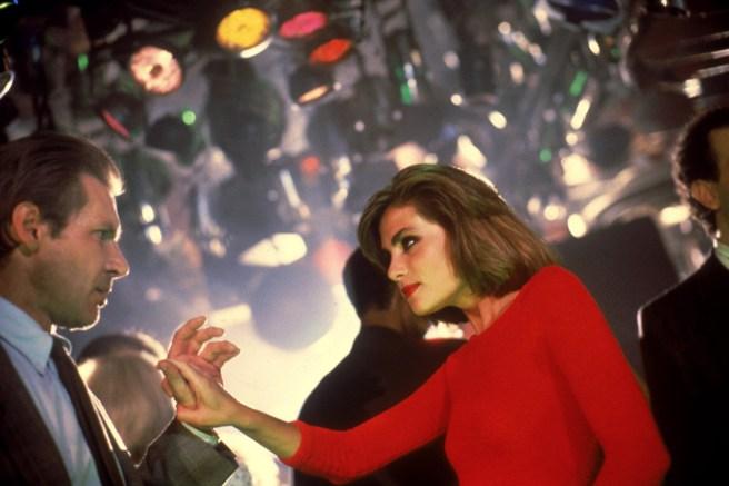 Production still from Polanski's 'Frantic'