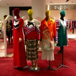 Gucci at Selfridges