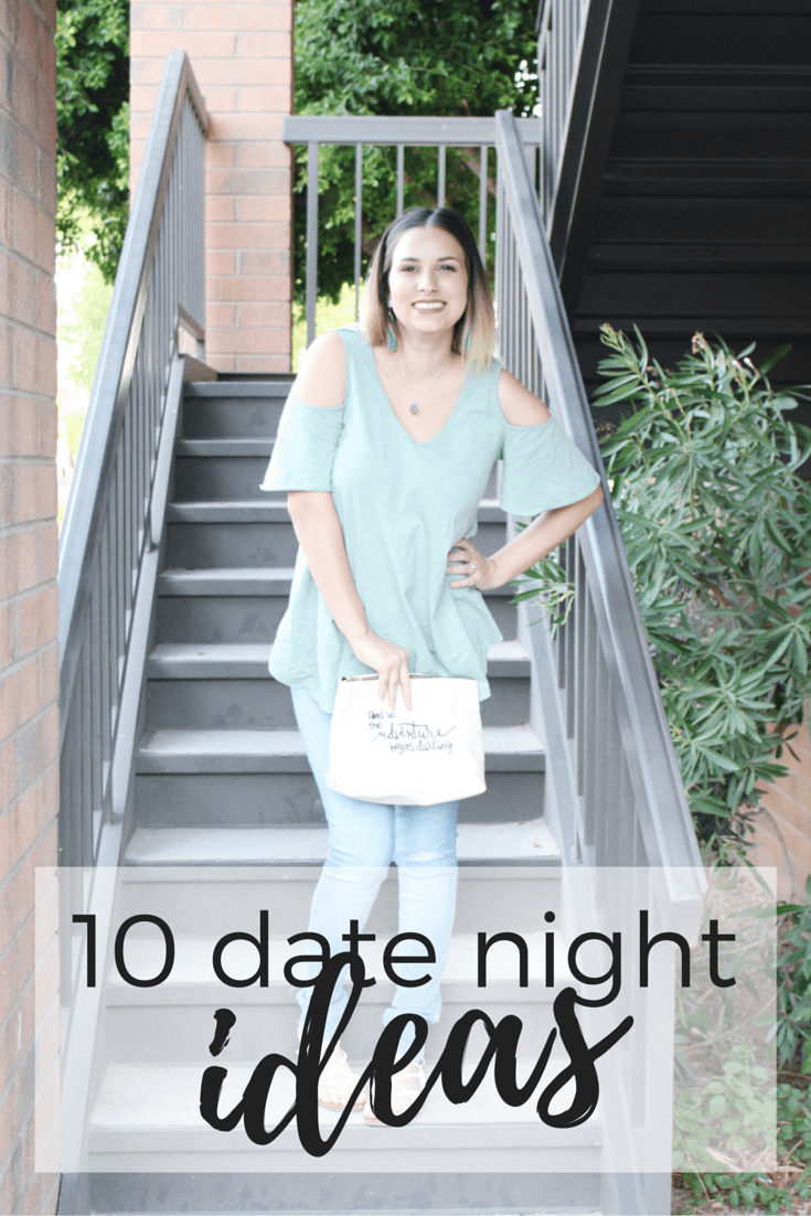 10 Date Night Ideas for married couples!