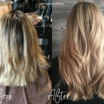 Before & After w/ Karma Salon