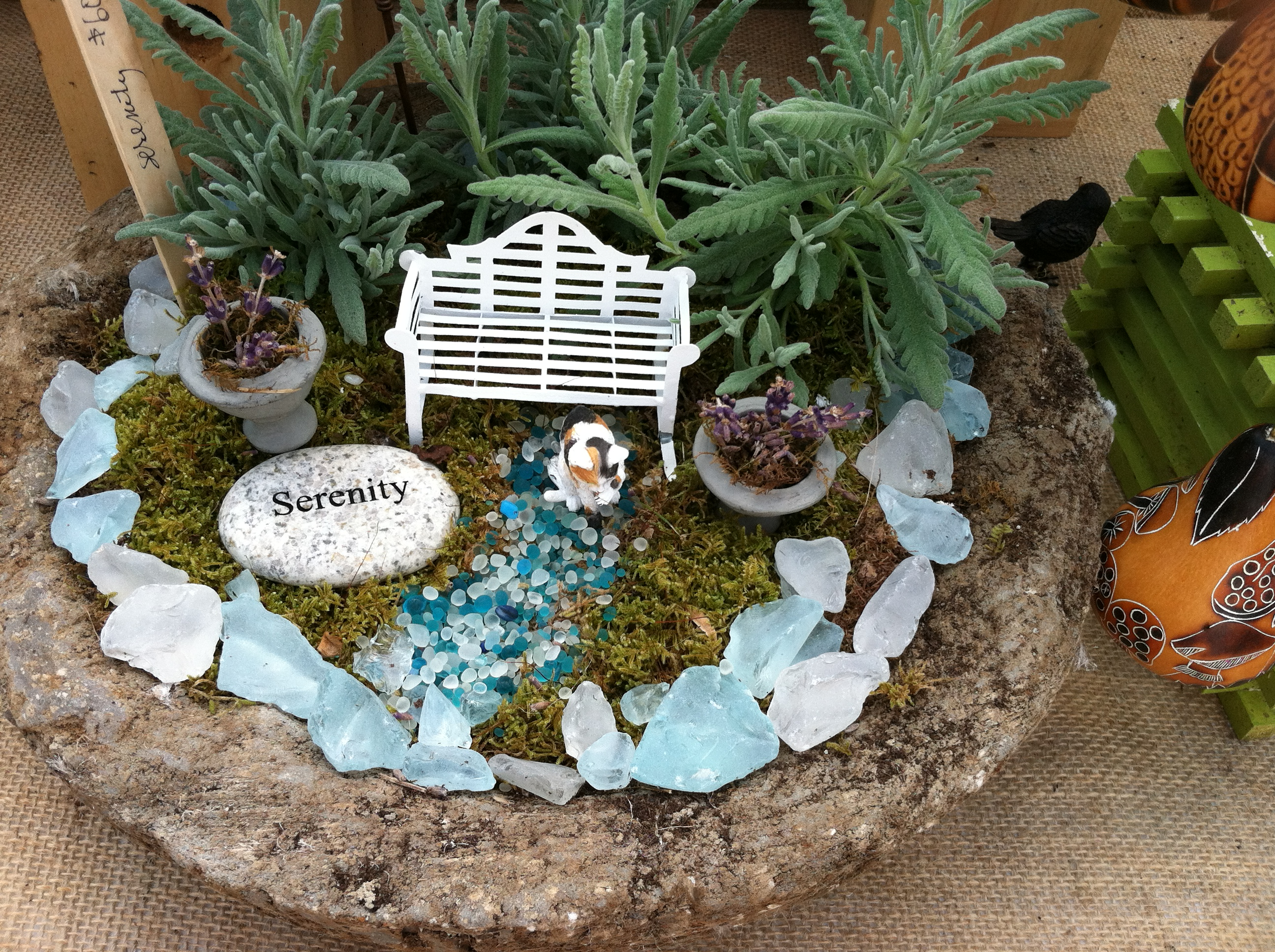 Miniature Gardens – Whimsical Creations – The Garden Diaries