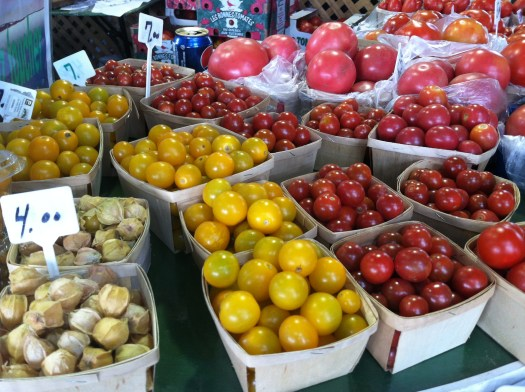Use any variety of tomato for this jam