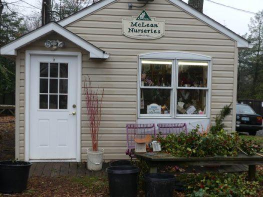McLean Nurseries workshop