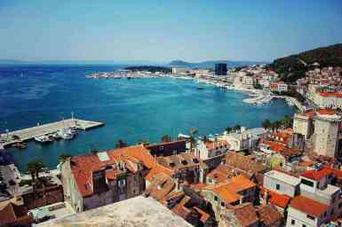 World's most popular cities revealed - Adriatic Sea