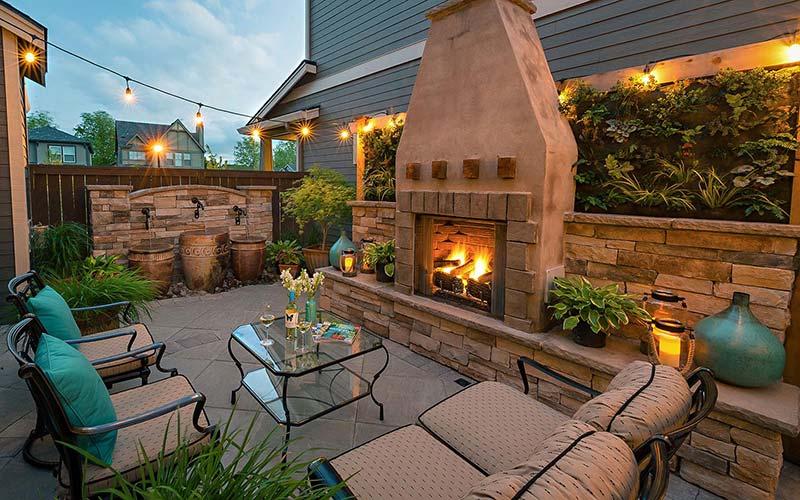 The 7 Most Inspiring Luxury Backyards - TheGardenGranny on Luxury Backyard Design  id=36031