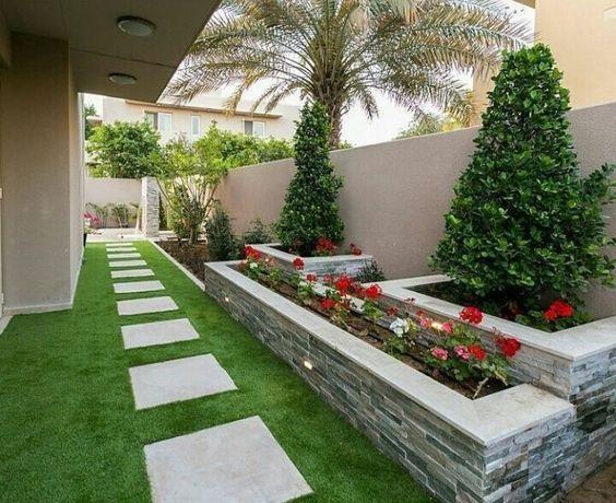 15 Smart And Appealing Small Outdoor Garden Design Ideas ... on Small Backyard Garden Design id=81454