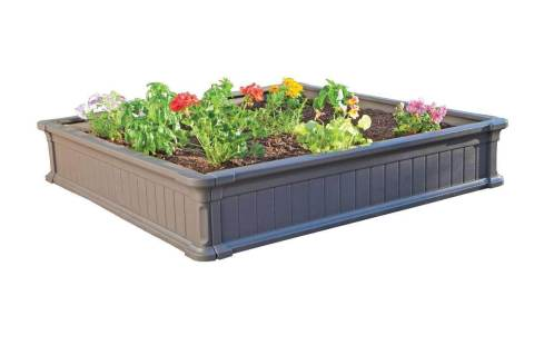 lifetime raised garden bed