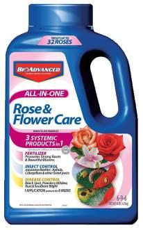 Bayer Advanced Flower Care garden fertilizer