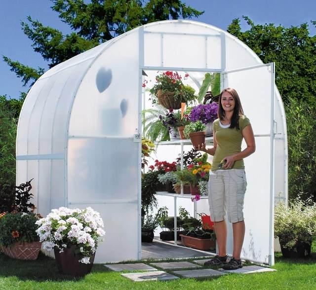 Solexx Gardeners Greenhouse - Best Greenhouses
