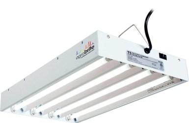 hydrofarm agrobrite fluorescent light