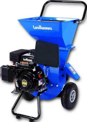 Landworks Wood Chipper
