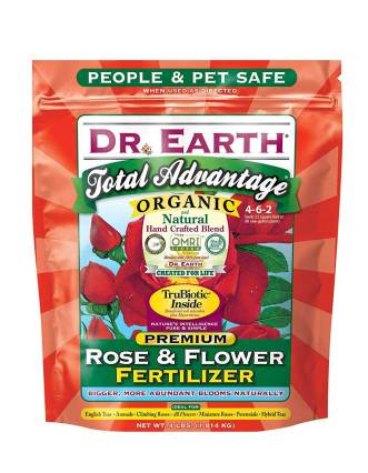 dr earth rose fertilizer