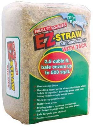 EZ Straw Seeding Mulch