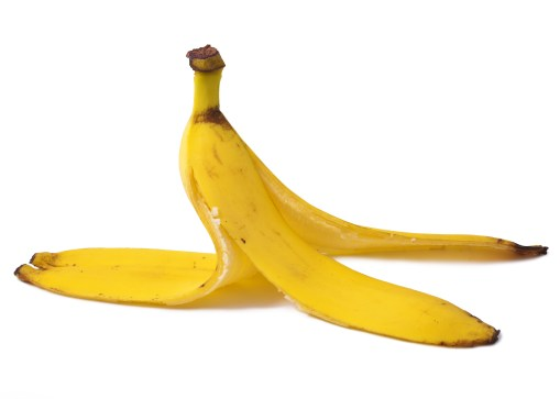 bananas - what to compost