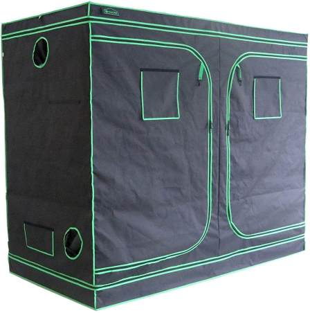 Green Hut Mylar Hydroponic Grow Tent