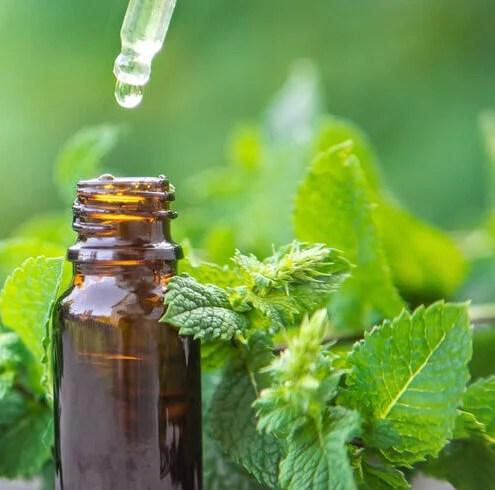 essential oil mix