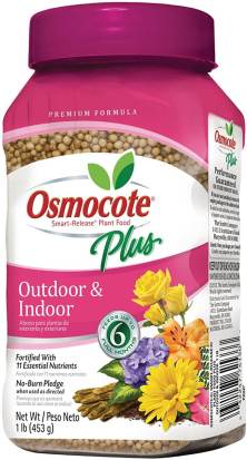 osmocote flower food