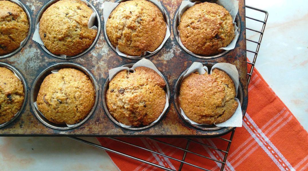 30 Day Healthy Buttermilk Bran Muffins