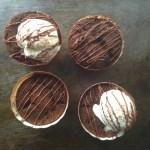 3 ingredient Nutella Cupcakes