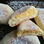 Stovetop Custard Cream Buns