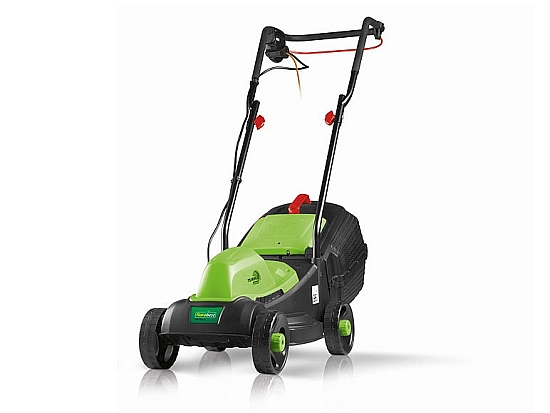 The Garden Tool Shed Florabest 1200w Electric Lawnmower