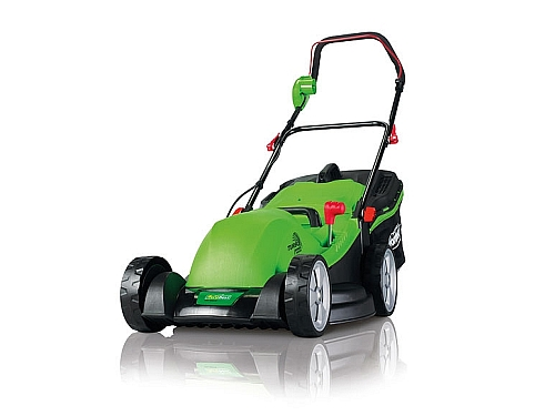FLORABEST 1800W Turbo Power Electric Lawnmower