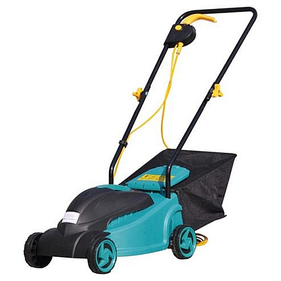 Tesco 1000W electric lawn mower