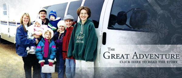 Have you read our Great Adventure story?