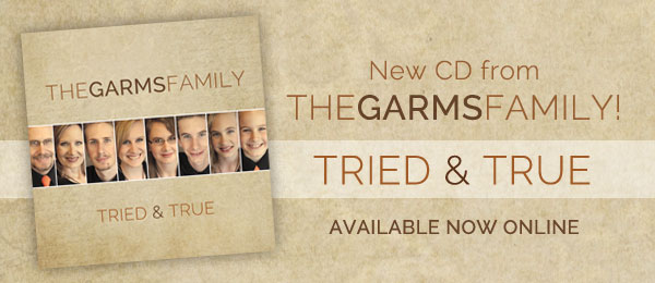 """Purchase our latest CD, """"Tried and True""""!"""