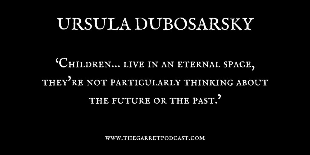 Ursula Dubosarsky_The Garret_Quote 1