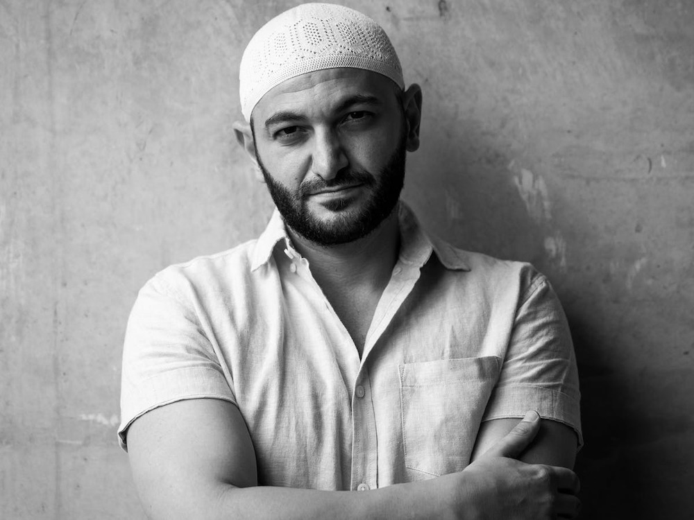At home with Michael Mohammed Ahmad