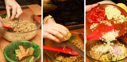 Mediterranean Barley Salad with Pecorino-7
