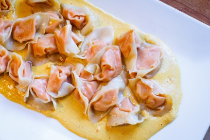 Sweet Potato Wontons with Cashew Sauce-18