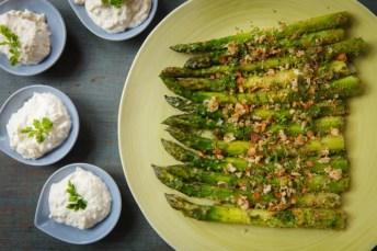 Asparagus with Horseradish Cream-1875-2
