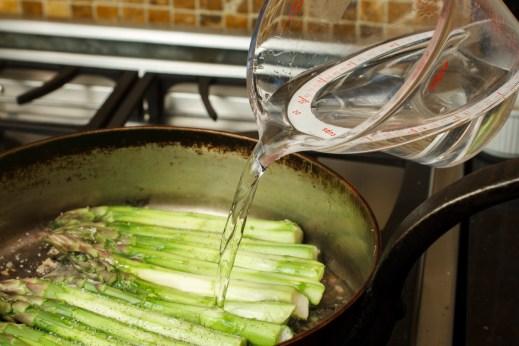 Asparagus with Horseradish Cream-2009