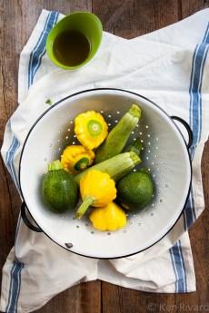 Summer squash salad-7848