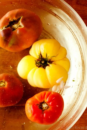 Tomatoes in Ice Water-8619