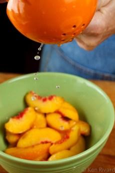 Peach prosciuto antipasto-9863