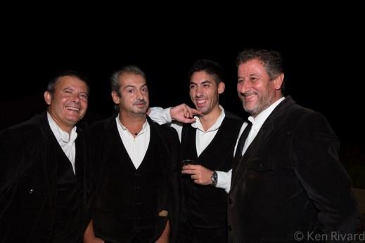 Sardinian tenors - remarkable throat singing