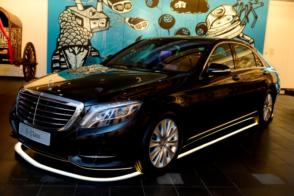 Mercedes-Benz S 400 L Exclusive (4)