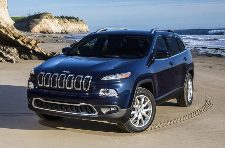 New Jeep Cherokee >> All New Jeep Cherokee Mengaspal Besok Thegaspol Com