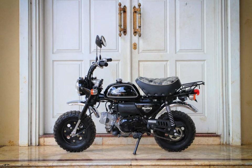 Honda Monkey Z50 (4)
