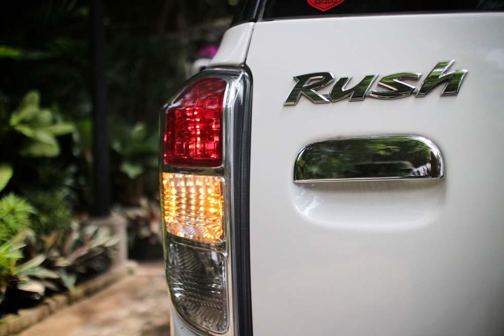 Toyota Rush 6