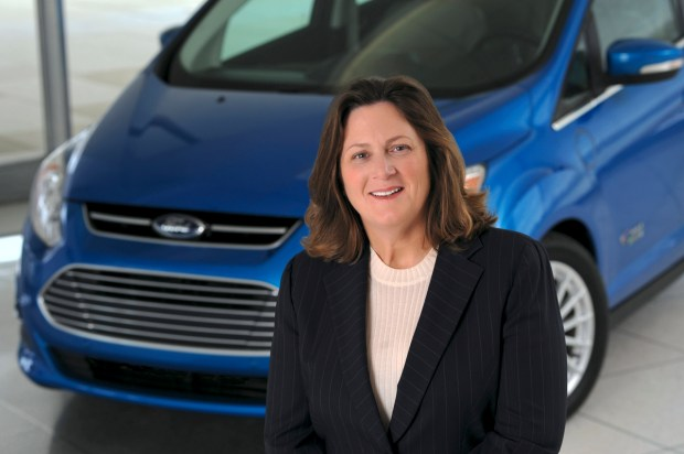 Elena Ford, Vice President, Global Dealer and Consumer Experienc