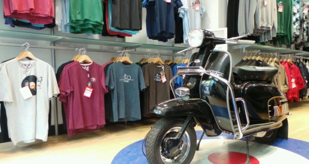 Lambretta Clothing 1