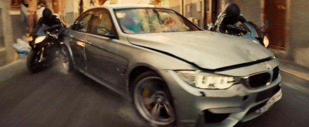 BMW Terlibat Misi Rahasia - M3
