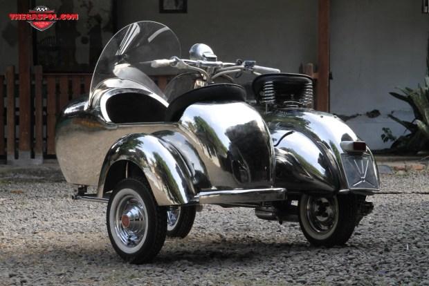 Vespa VL 1957 Scooter 99 12