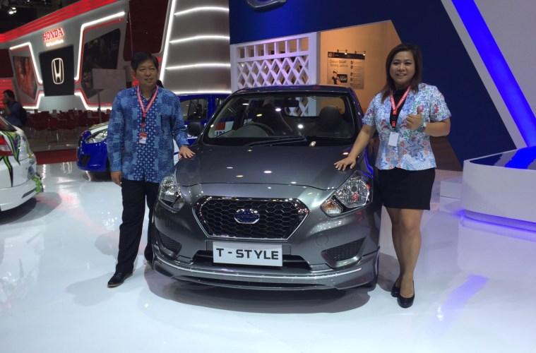 Datsun GO Panca T-Style