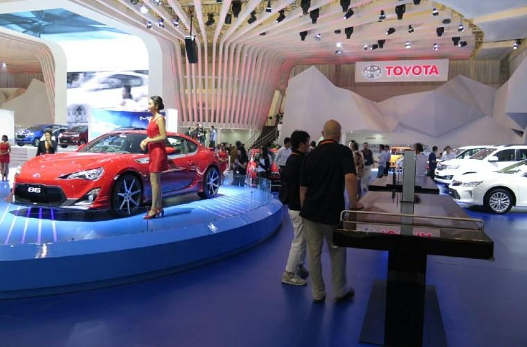 Toyota GIIAS 2015